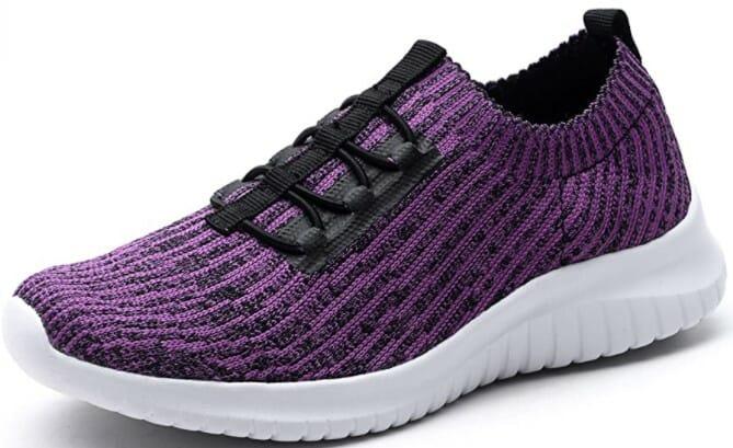 TIOSEBON Women's Slip On Walking Sneakers