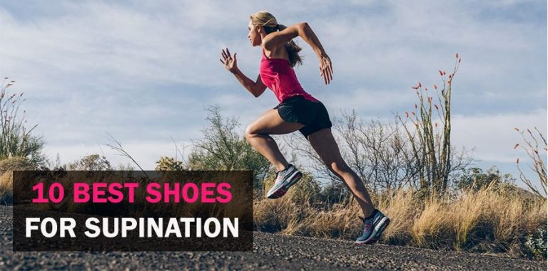 BEST SHOES FOR SUPINATION OR UNDERPRONATION