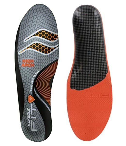 Sof Sole Women's Unisex FIT Support Insoles