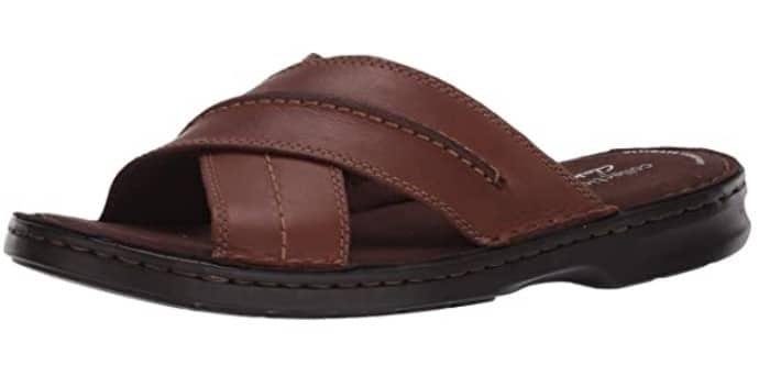 Clarks Men's Malone Cross Sandal