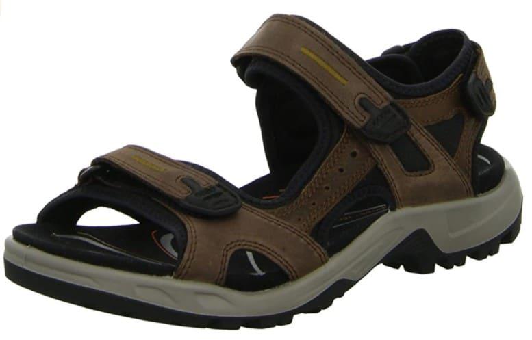 ECCO Men's Offroad 4-Strap Sandal Multisport Outdoor Shoes
