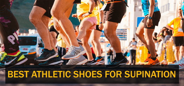 Best Athletic shoes for supination