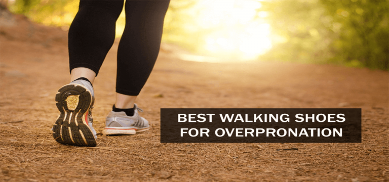 Best walking shoes for overpronation