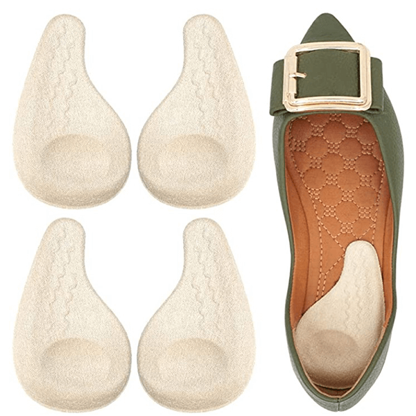 Dr. Foot's Supination Insoles & Overpronation Insoles