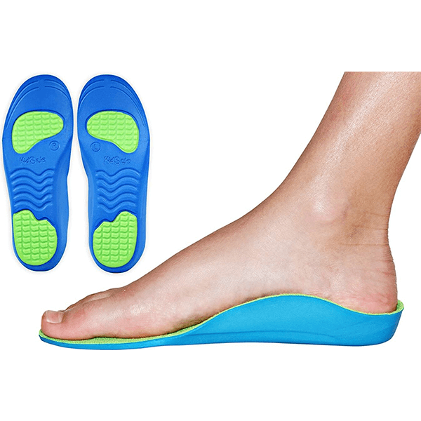 How to tell if you have flat feet
