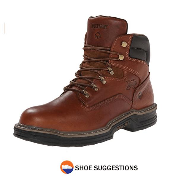 Best Steel toe boots for walking on concrete