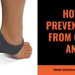 HOW TO PREVENT SHOES FROM CUTTING ANKLE